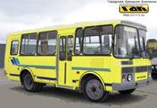 ПАЗ 32053 от ООО*Городская Арендная Компания*